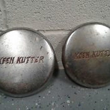 Keen Kutter Hubcaps - Classic Cars