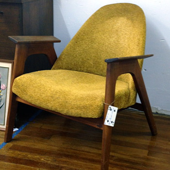 Adrian Pearsall(?) Chairs - Mid-Century Modern