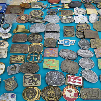 Belt Buckles at Alameda - Accessories