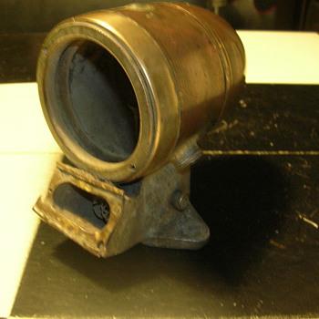 brass light bucket? - Lamps