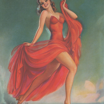 Flirtation Dance - Posters and Prints