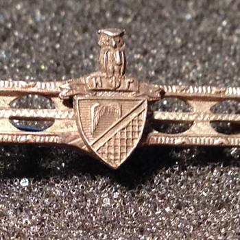Fraternity/Sorority Pin