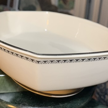 Franciscan Bowl - which pattern? - China and Dinnerware