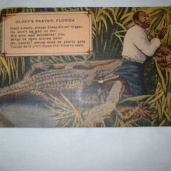 African American Postcard