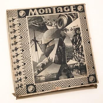Vintage Montage Game