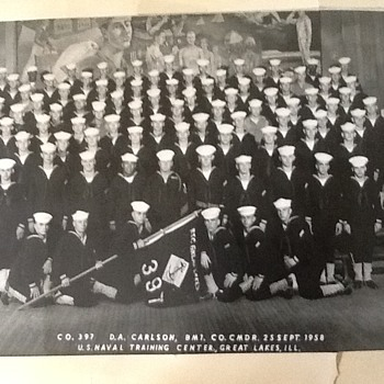 Naval Training 1958 - Military and Wartime