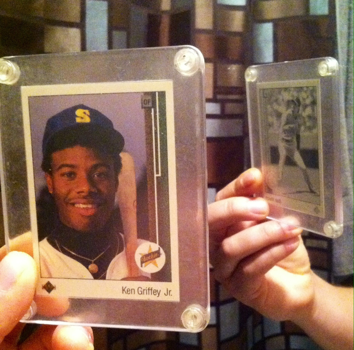 89 Ud Ken Griffey Jr Rare Misprint Error Collectors Weekly