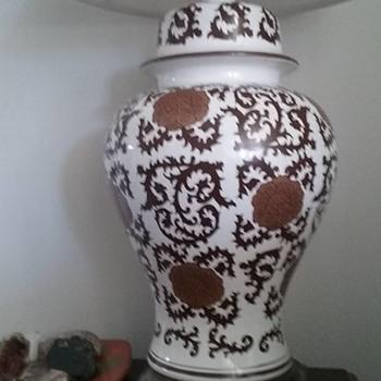 My Beautiful Brown Lamp