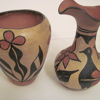 Can you assist with age of Santo Domingo pottery?? - Native American