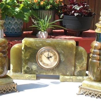 Whitehall Hammond  Clock = 15 Pounds  $175.00 - Art Deco