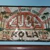 Cuba kola soda sign