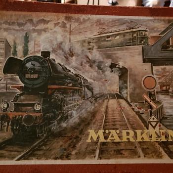 Marklin Trains - Model Trains