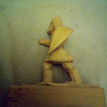 Any info appreciated - Figurines