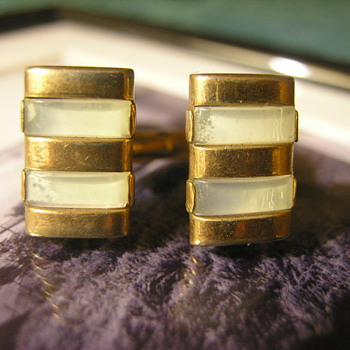My Vintage Men's Cufflinks Collection - Accessories