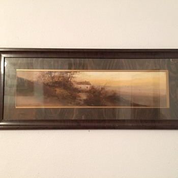 Question - is this possibly by William Henry Chandler? - Fine Art