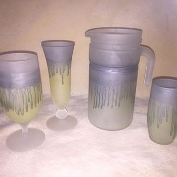 Israeli Glassware Sets