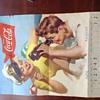 1952 coca cola calendar page