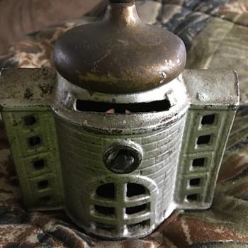 Cast Iron Bank - Toys