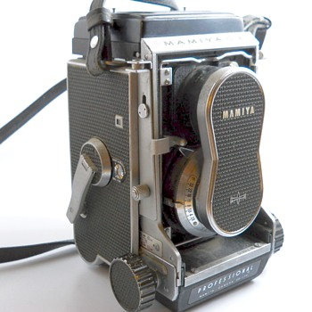 "Mamiya C3 ""Professional"", Circa 1962 - Cameras"