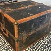 Henry Likly & Co Square Tri Fold Trunk