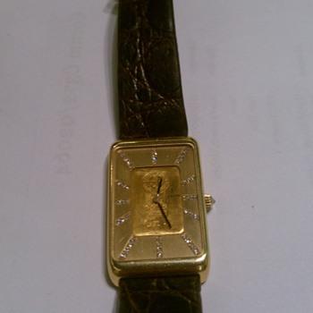 CORUM MYSTERY - Wristwatches