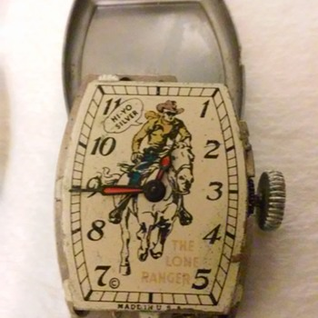 MY FIRST LONE RANGER - Wristwatches