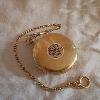 Lancet 18K Gold Pocket Watch - Pocket Watches