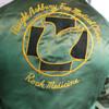 Vintage & Historic 1970s San Francisco's Haight Ashbury Free Clinic Satin Jacket