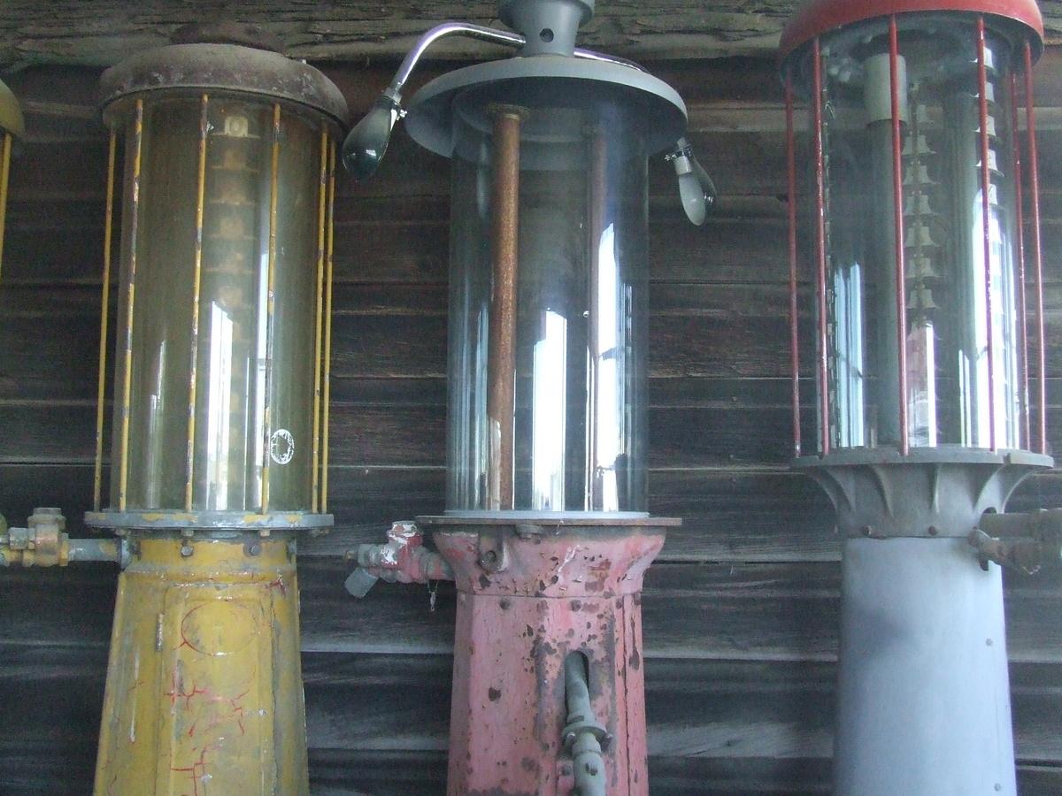 The Road Trip Continues~Vintage Gas Pump Heaven | Collectors