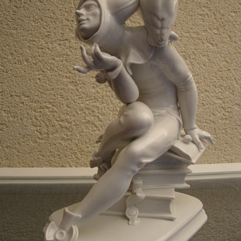 meissen crazy wisdom - Figurines