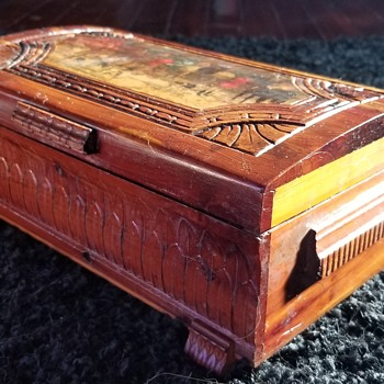 Vintage box - Furniture
