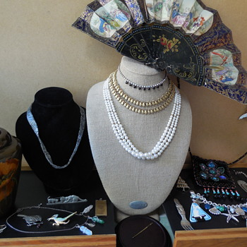 Flea Market Jewelry Finds And More ! :^D   - Costume Jewelry