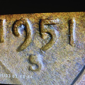 Mint mark error? - US Coins