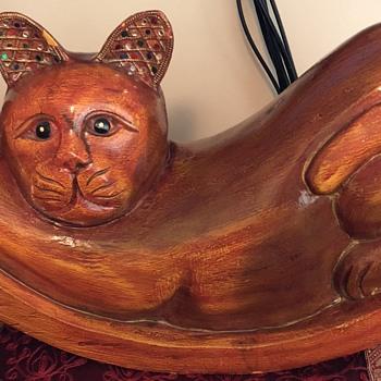 Mystery Cat - Animals