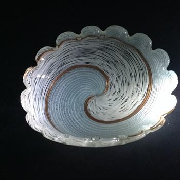 Swirl Candy - Art Glass