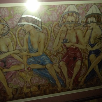 """""""Beauty Parlour""""  - Posters and Prints"""