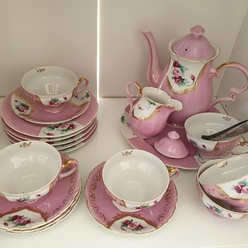 Help! Trying to identify 'Made in Japan' teaset - China and Dinnerware