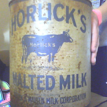 Horlick's malted milk can love it but was wondering a round about value onit... - Advertising