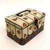 Jugendstil box / keksdose