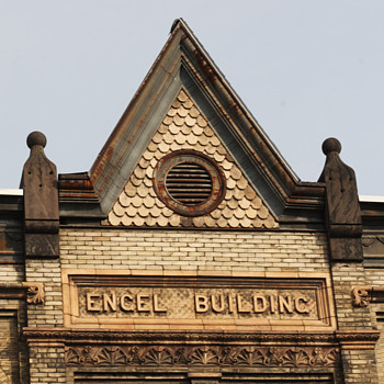 Engel Building, Wilkes-Barre, PA - Photographs