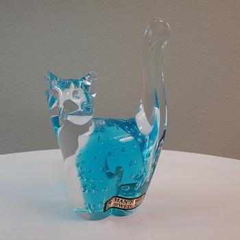 Mantorp Glass cat  - Animals