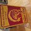 Santa Fe Super Chief Sign