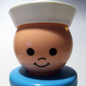 More FISHER PRICE -- Little People - Toys