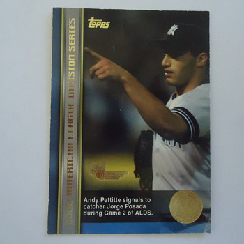 ANDY PETTITTE 2000