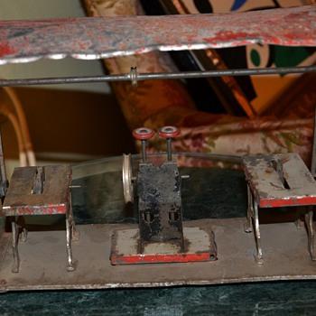 Weeder Line Shaft Model Workshop - Toys