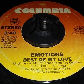 45 RPM SINGLE....#217 - Records