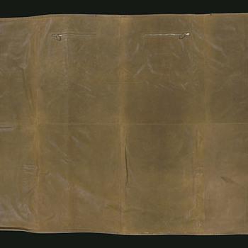 Hermes 1930's Leather Horse Blanket