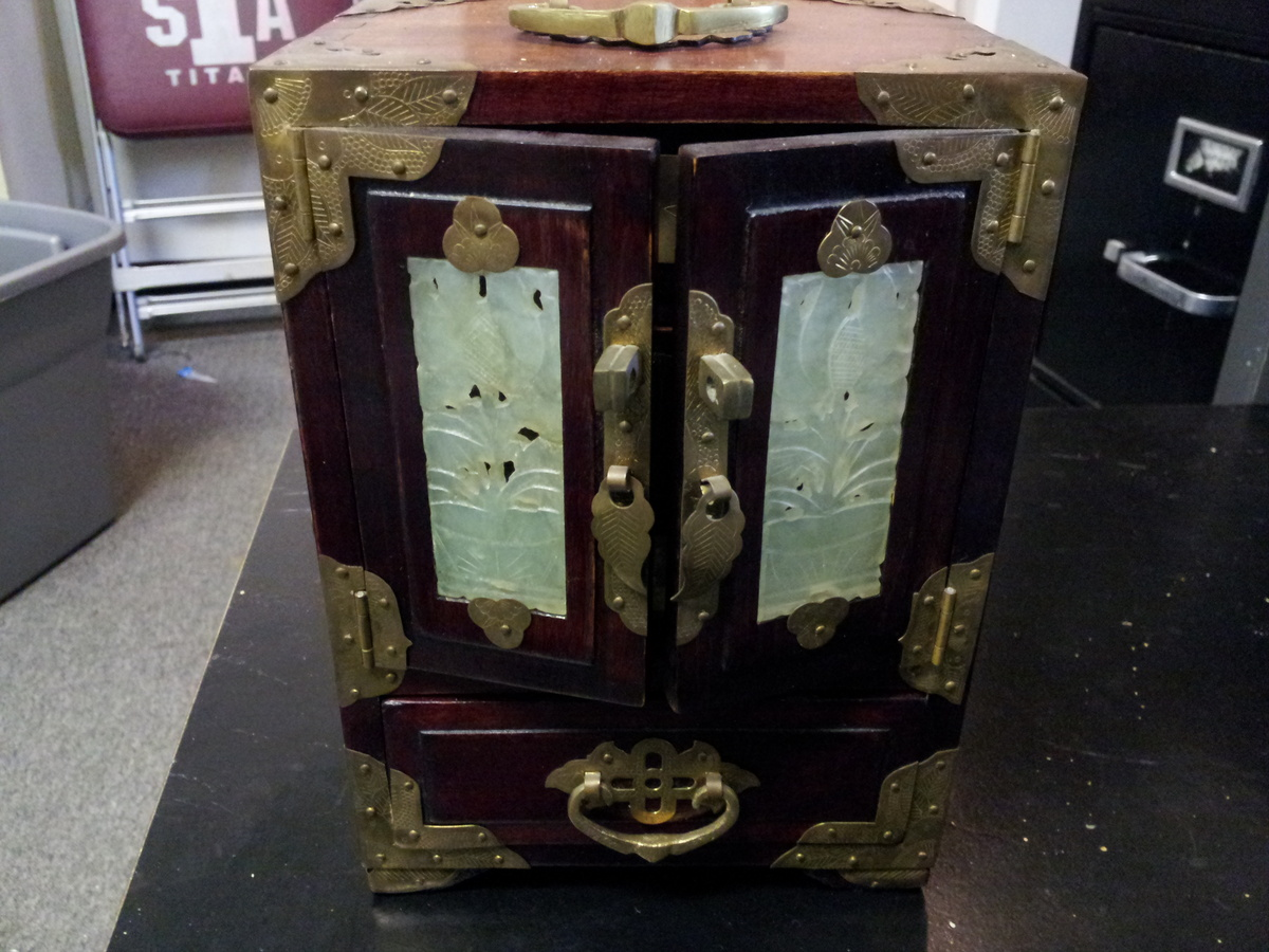 Jewelry Box Shanghai China Collectors Weekly