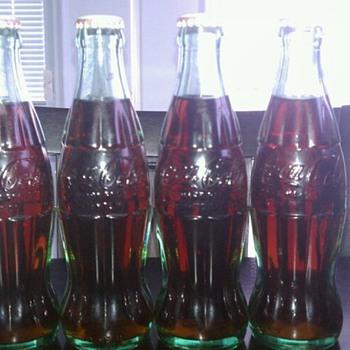 1923 december 25 coca cola bottles never opened!!!!!!!!