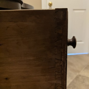 Antique dresser? To paint or not to paint. - Furniture